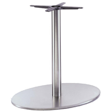 Image for Inox Ellittico Table Base