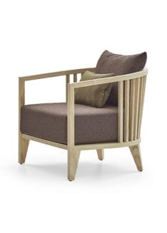 Goba Armchair - Commercial armchair furniture