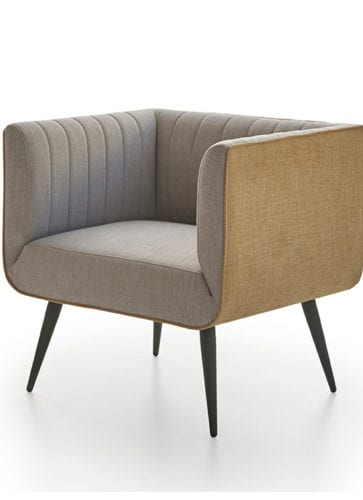 Luce Armchair - Contract furniture armchairs
