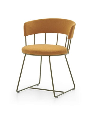 meru Side Chair - Contract side chair