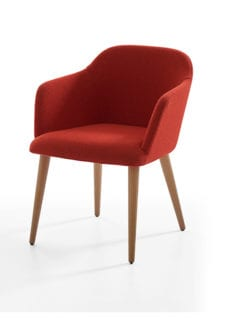 Mod Armchair - contract armchair furniture