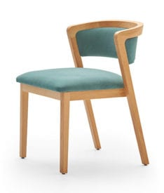 venus side chair - commercial side chair