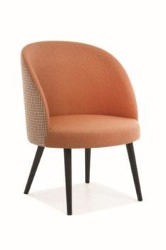 Contract Lounge Chair - Commercial setting