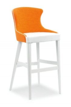 Contract Side Chair for commercial venues