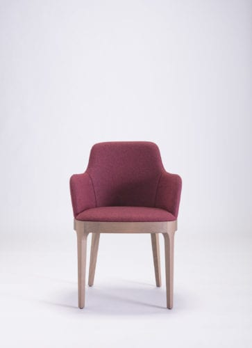 Contract Armchair